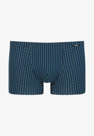 UNTERHOSE GEPUNKTET - Pants - blue