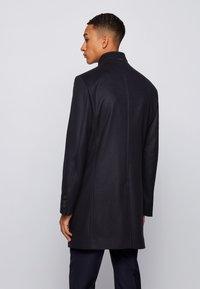 BOSS - Classic coat - dark blue - 2