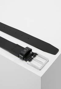 Calvin Klein - FORMAL BELT  - Bælter - black - 2