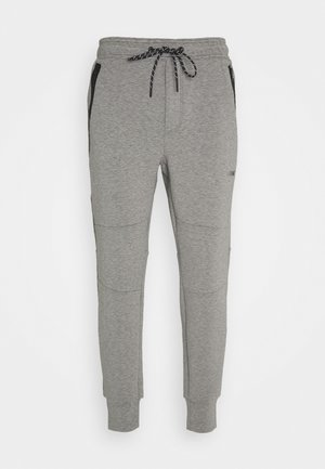 MANCHEGO TAPED JOGGER PANT - Pantalon de survêtement - gray