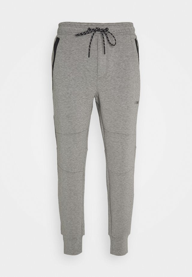 MANCHEGO TAPED JOGGER PANT - Tracksuit bottoms - gray