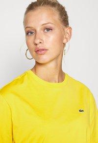 Lacoste - T-shirt basic - guepe - 3