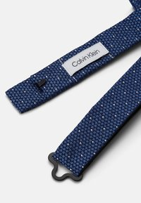Calvin Klein - PEBBLE DOT BOWTIE - Bow tie - navy - 3