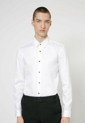 Camicia elegante - open white