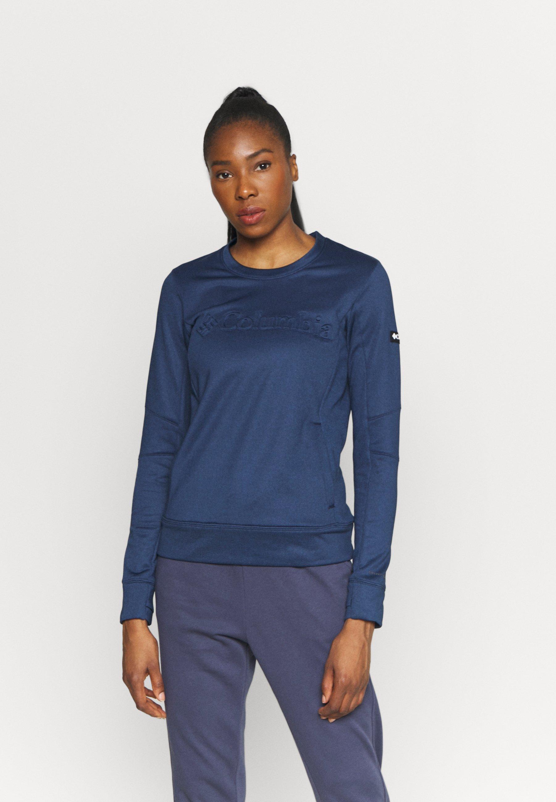 Women WINDGATES™ TECH - Fleece jumper