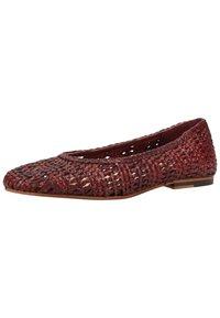 Sansibar Shoes - Ballet pumps - bordeauxrot - 1