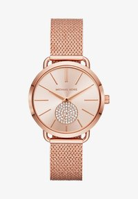 Michael Kors - PORTIA - Orologio - roségold-coloured