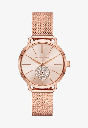 PORTIA - Watch - roségold-coloured