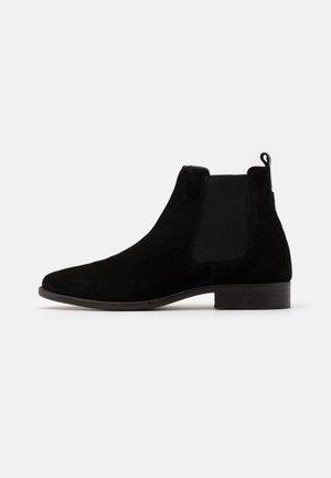 HARRINGTON CHELSEA BOOTS - Korte laarzen - black