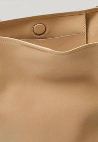 Massimo Dutti - Tote bag - beige - 3