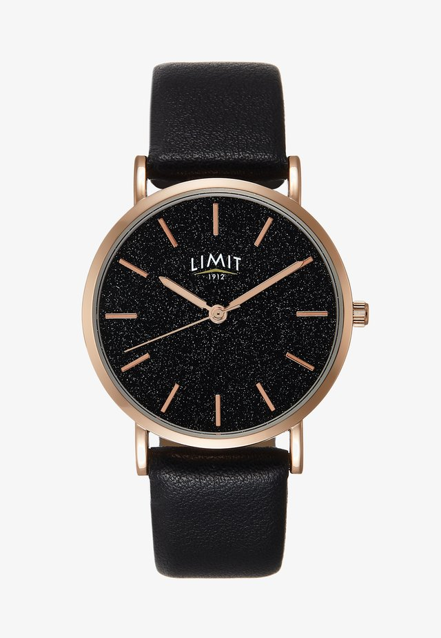 SECRET GARDEN WATCH - Watch - black