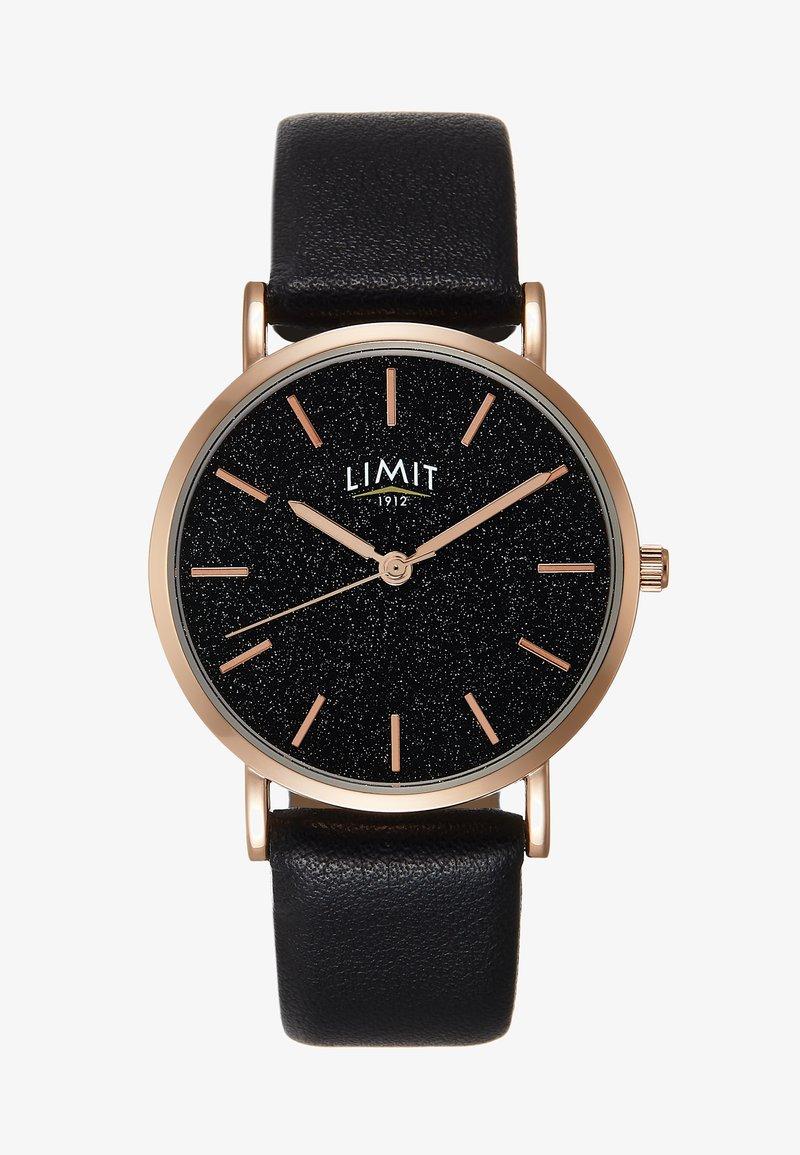 Limit - SECRET GARDEN WATCH - Hodinky - black