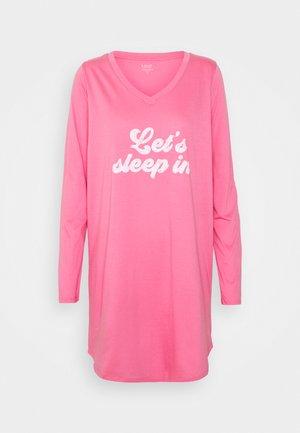 SLEEPSHIRT - Nightie - solstice pink