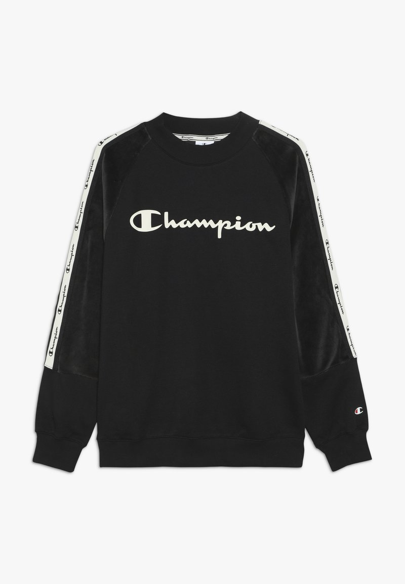 Champion - BRAND REVOLUTION CREWNECK - Collegepaita - black