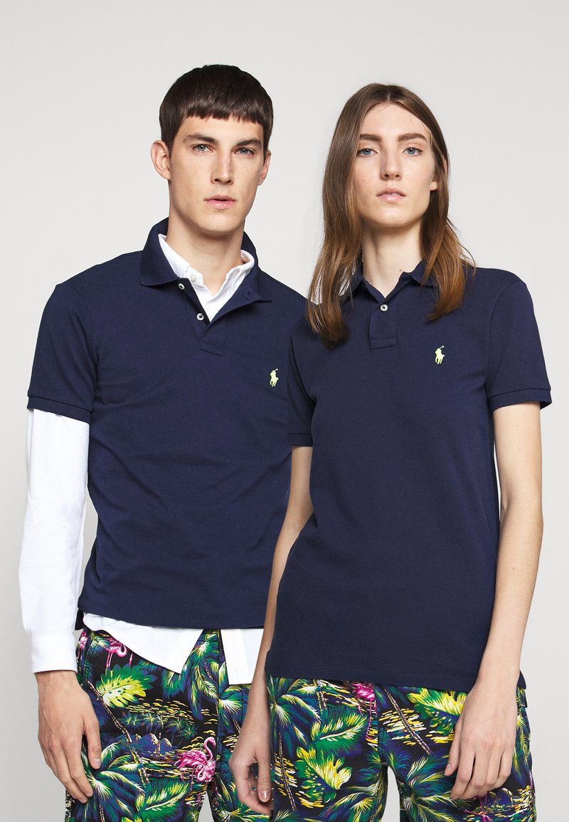 Polo Ralph Lauren - BASIC - Polo - newport navy