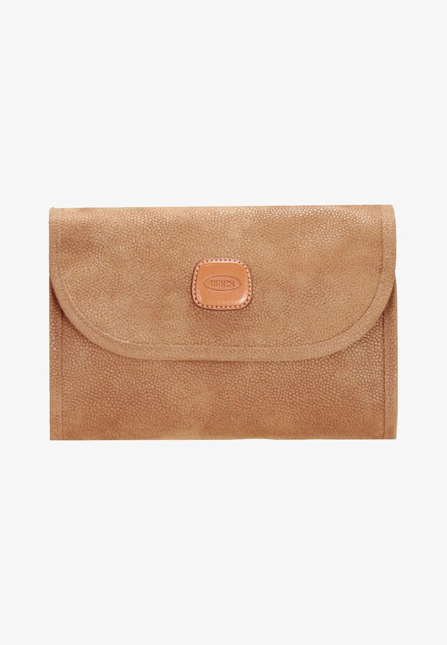 LIFE - Trousse de toilette - brown