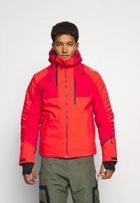 CMP - MAN JACKET FIX HOOD - Ski jacket - tango - 0