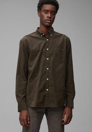 Hemd - chocolate brown