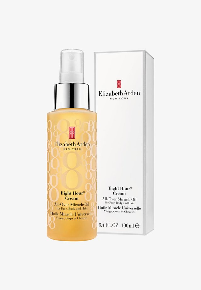 EIGHT HOUR ALL OVER MIRACLE OIL 100ML - Kropsolie - -