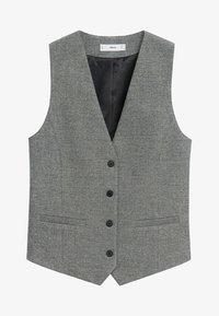 Mango - MILAN - Waistcoat - gris - 6