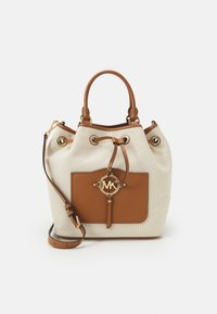 AMY - Handbag - natural