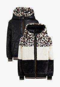 WE Fashion - Winterjas - black - 3