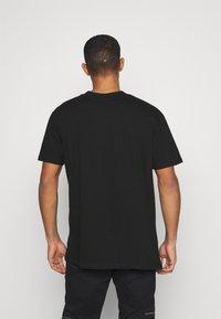 Night Addict - UNISEX INFERNO - Print T-shirt - black - 2