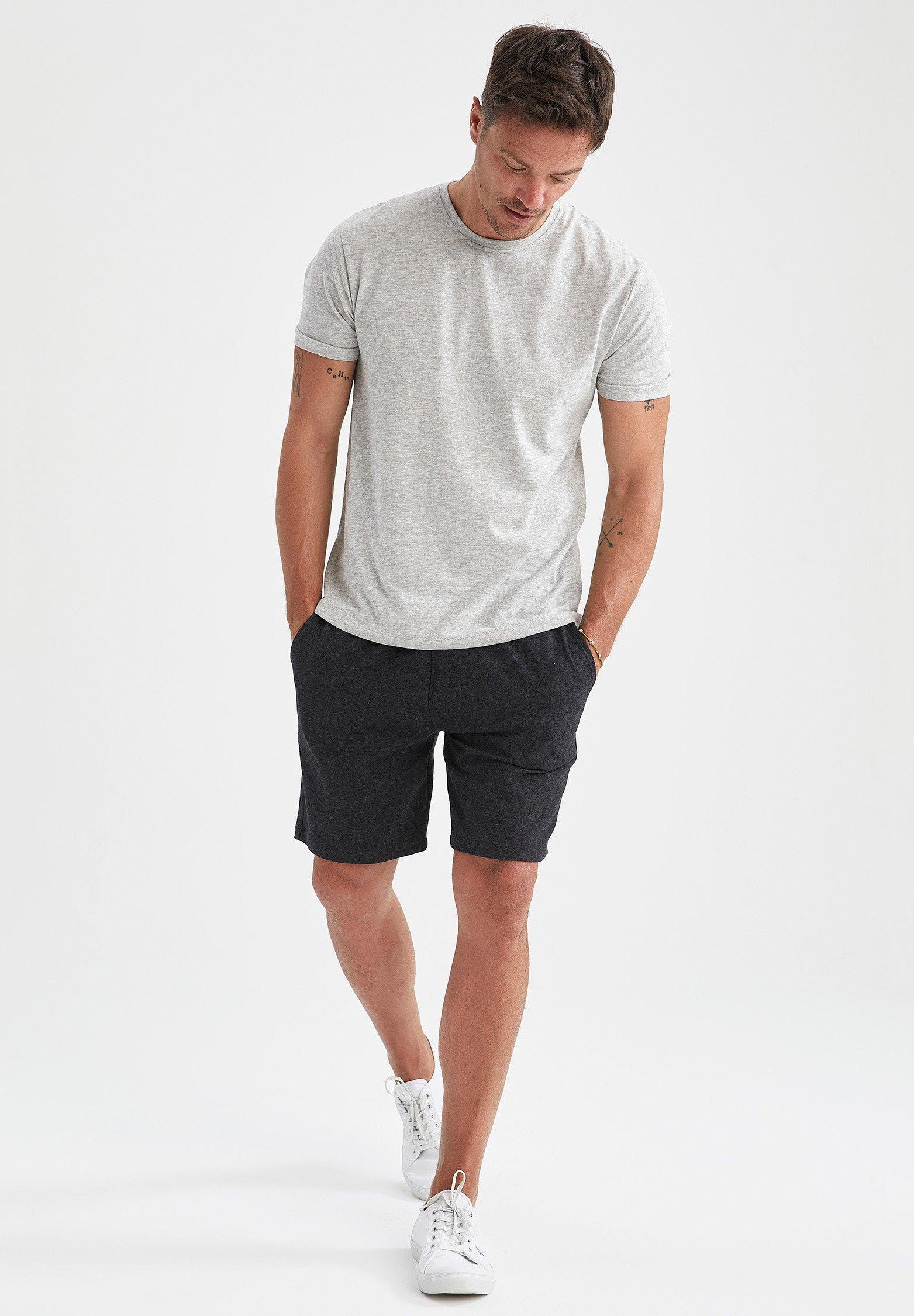 Uomo REGULAR FIT  BASIC  - T-shirt basic