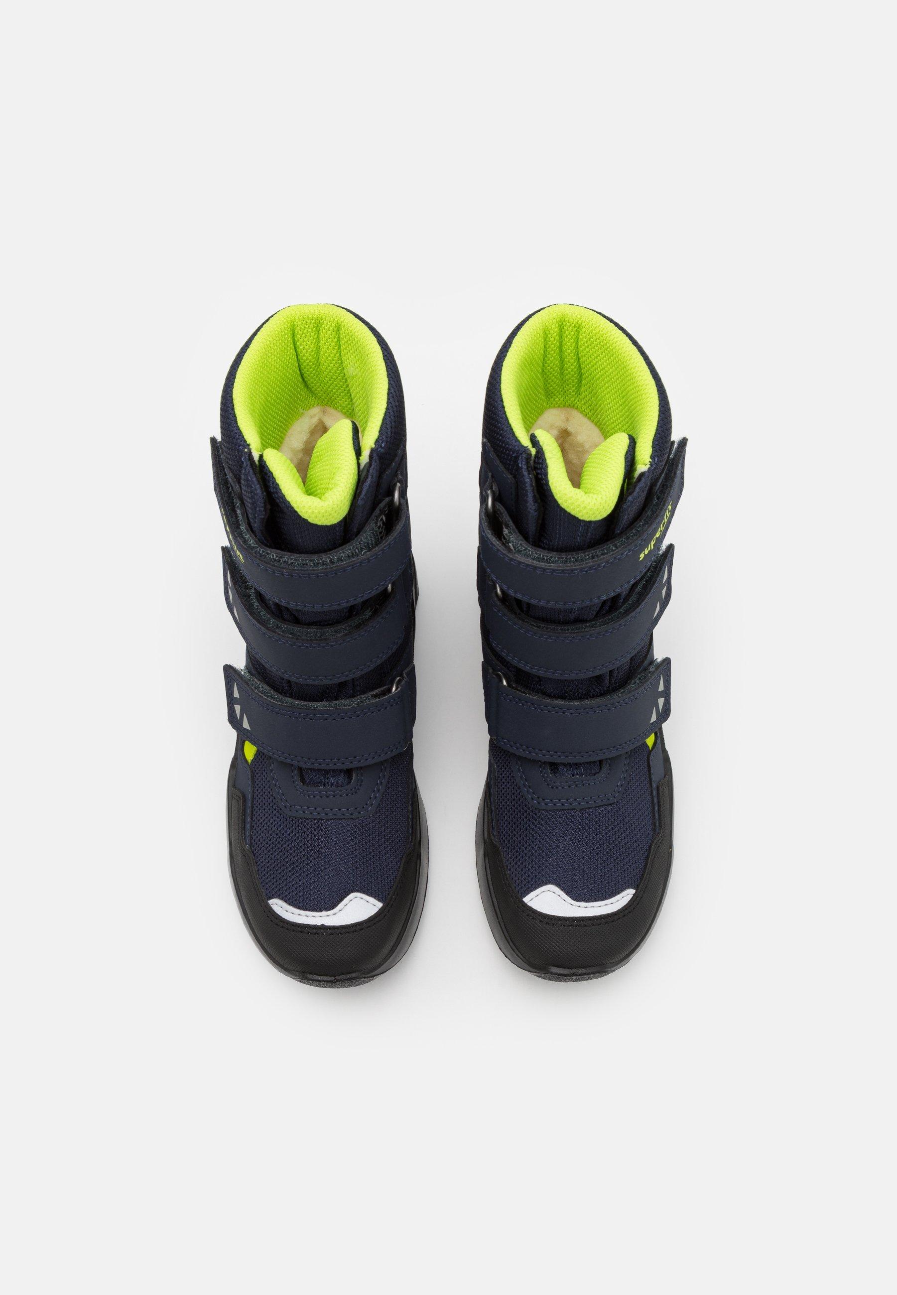 Kids ROCKET UNISEX - Winter boots