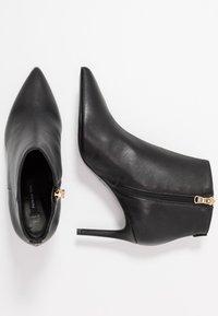 Patrizia Pepe - Kotníková obuv na vysokém podpatku - nero - 3