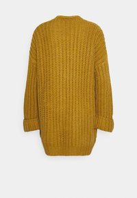 Rich & Royal - Cardigan - golden yellow - 1