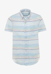 J.CREW - HORIZONTAL STRIPE - Koszula - blue/multicolor - 0