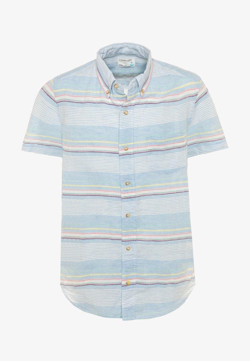 J.CREW - HORIZONTAL STRIPE - Koszula - blue/multicolor