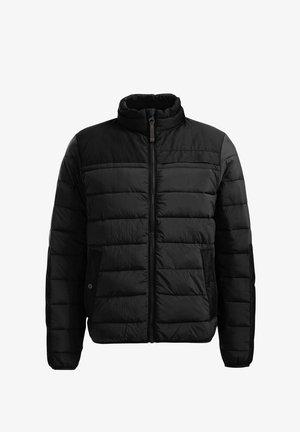 GEWATTEERDE WATERAFSTOTENDE - Winter jacket - black