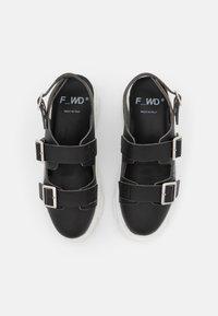 F_WD - Tenisky - black - 4