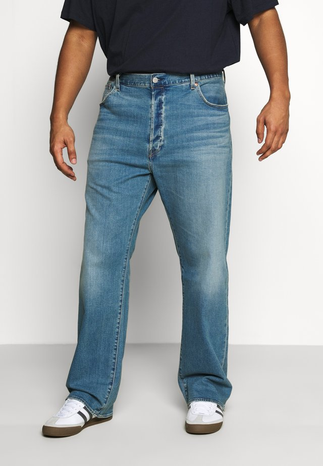 501® ORIGINAL - Relaxed fit jeans - ironwood overt
