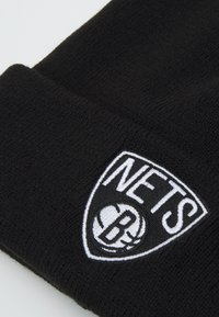 Outerstuff - NBA BROOKLYN NETS CUFFED UNISEX - Beanie - black - 3