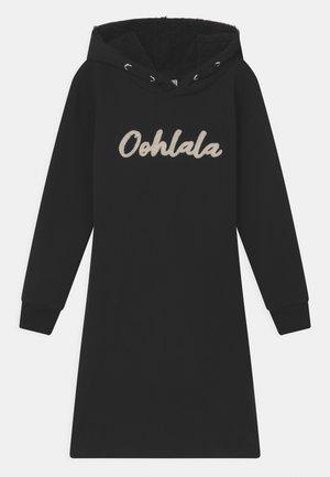 GIRLS OOHLALA DRESS - Day dress - schwarz reactive
