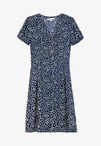 Esprit - FLUENT - Shirt dress - navy - 4