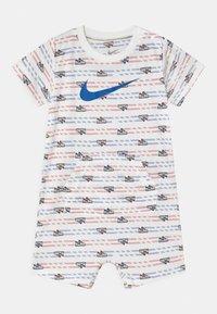 Nike Sportswear - GRAPHIC ROMPER - Overal - white - 0