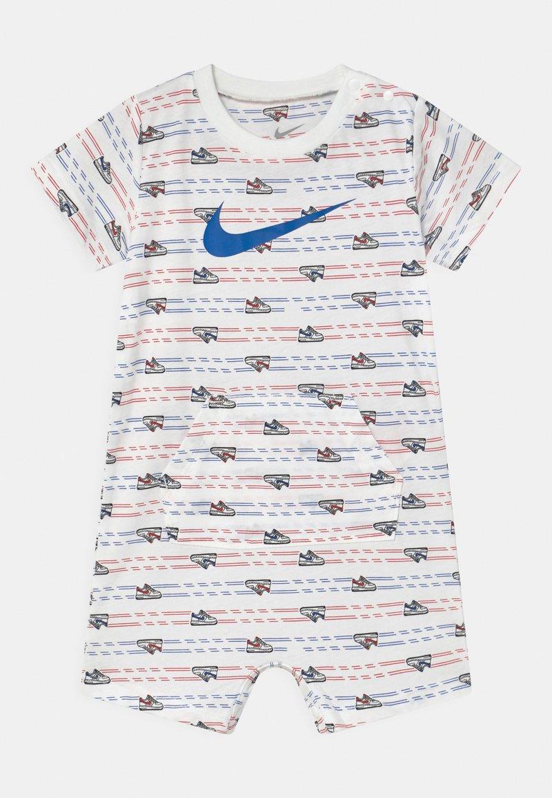 Nike Sportswear - GRAPHIC ROMPER - Overal - white
