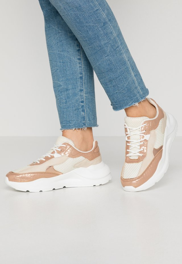 ESMEY - Sneakers basse - rose gold