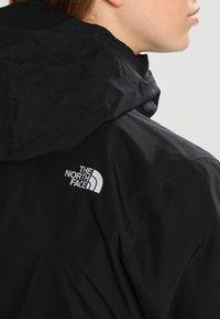 The North Face - WOMENS HIKESTELLER JACKET - Hardshell-jakke - black - 5