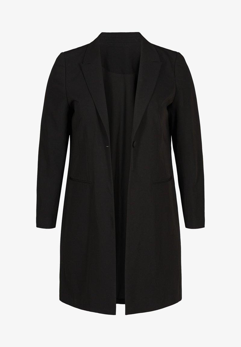 Zizzi - Classic coat - black