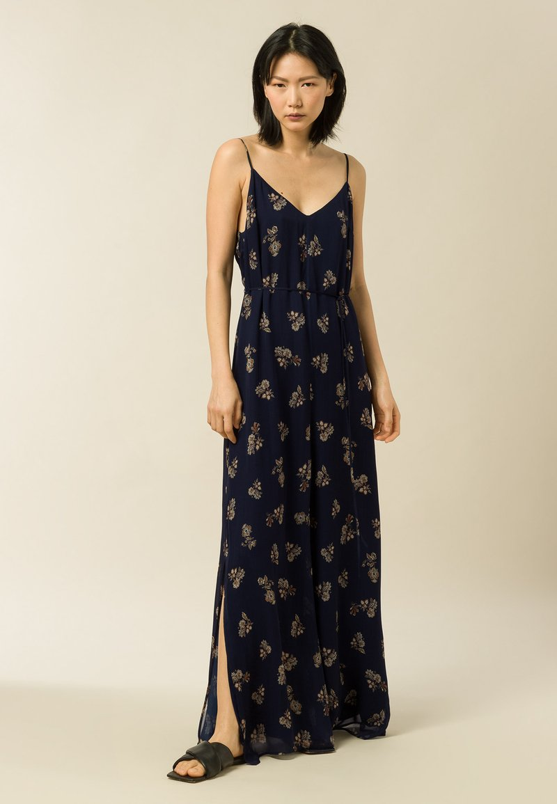 IVY & OAK - DESSA - Maxi dress - winter true blue