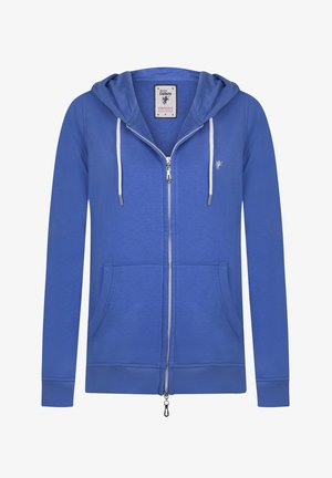 MELISSA - Zip-up sweatshirt - royal