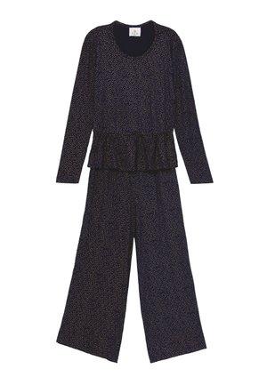 OLIVIA  - Tuta jumpsuit - black iris