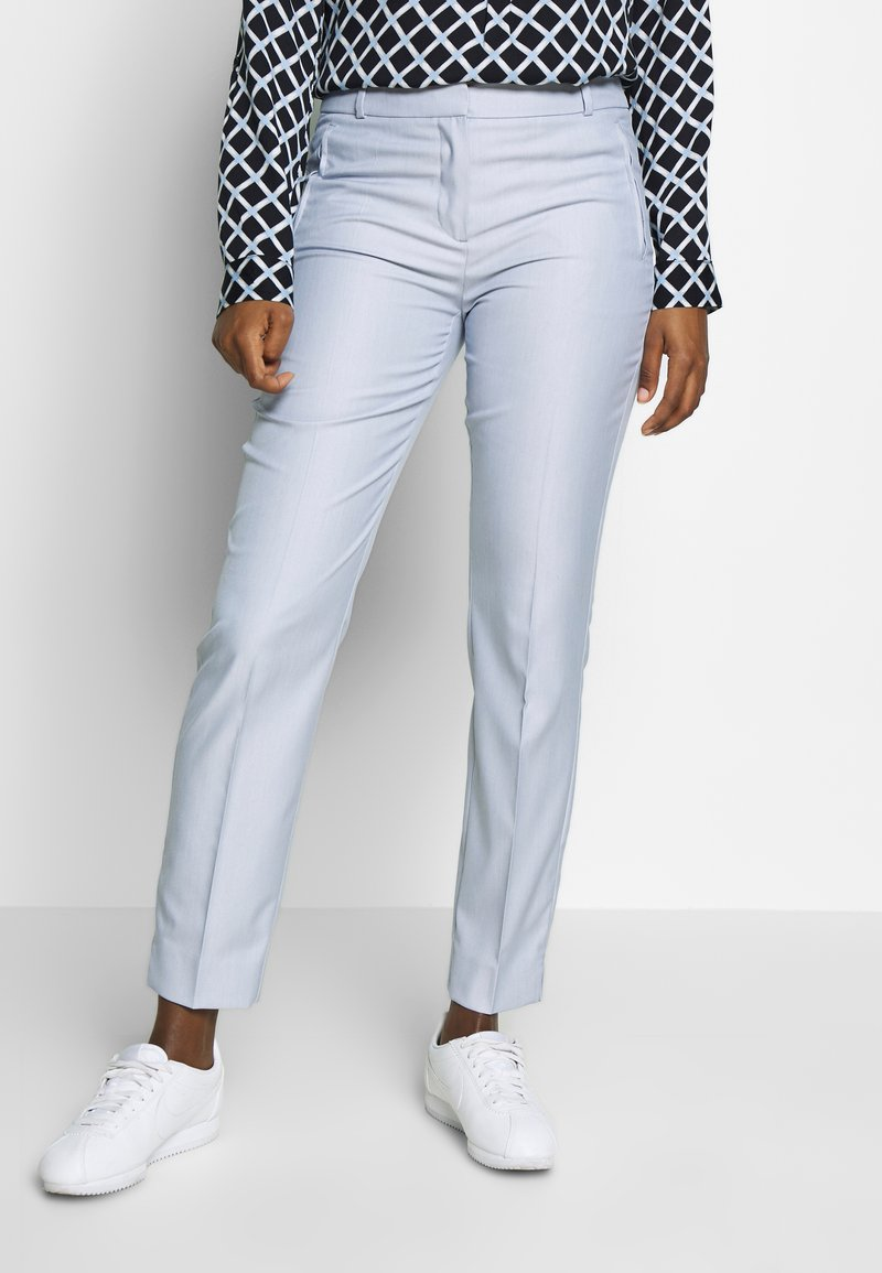 comma - Trousers - blue