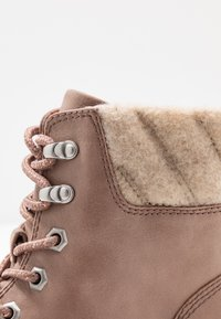 Tamaris - Lace-up ankle boots - rose - 2