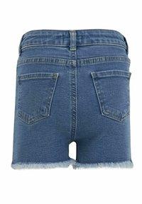 DeFacto - Szorty jeansowe - blue - 1